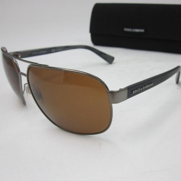 47cf599c58c3 Dolce   Gabbana Other - Dolce   Gabbana DG2140 Polarized Sunglasses OLG844